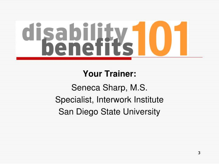 Your trainer seneca sharp m s specialist interwork institute san diego state university
