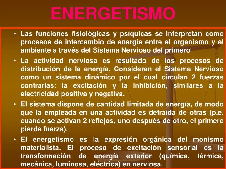 ENERGETISMO