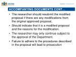 accompanying documents cont1