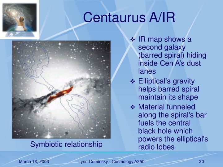 Centaurus A/IR