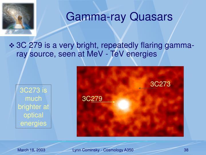 Gamma-ray Quasars