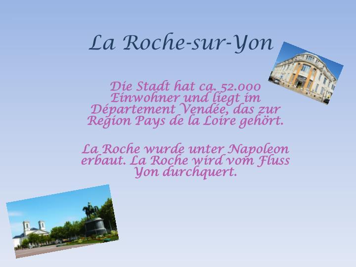 La Roche-