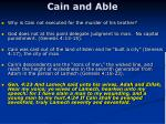 cain and able2