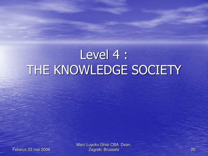 Level 4 :