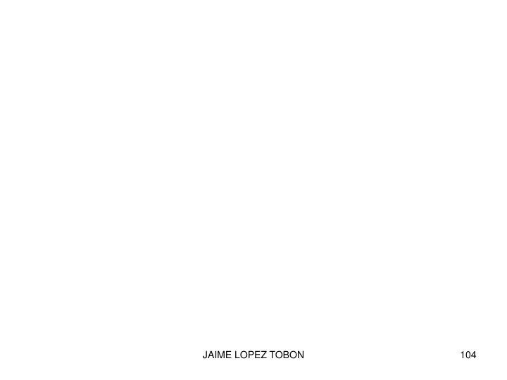 JAIME LOPEZ TOBON
