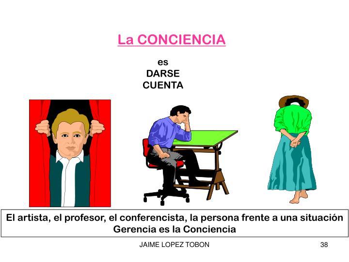 La CONCIENCIA