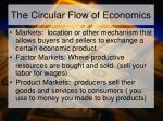the circular flow of economics1
