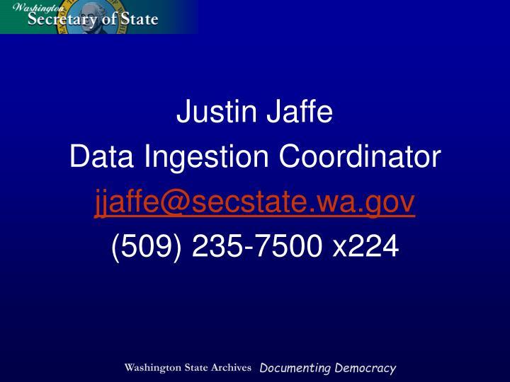 Justin Jaffe