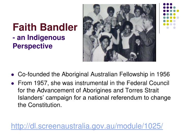 Faith Bandler