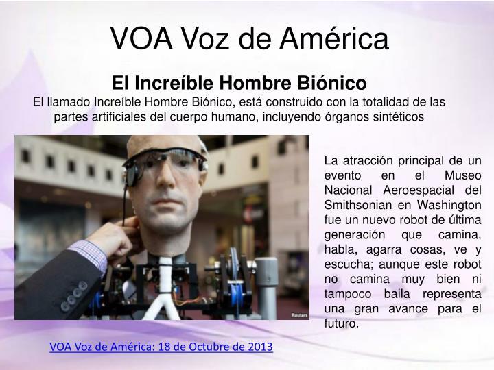 VOA Voz de América