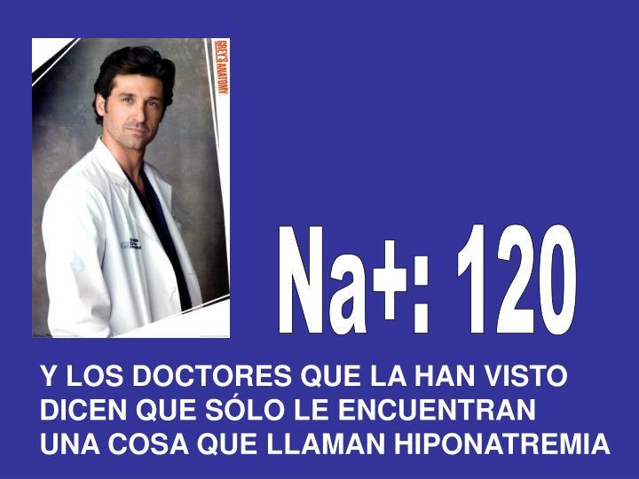 Na+: 120