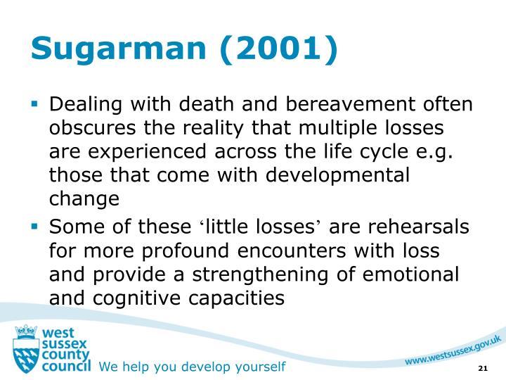 Sugarman (2001)
