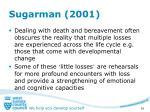 sugarman 2001