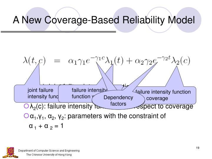Dependency factors