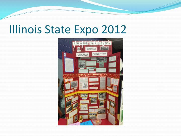 Illinois State Expo 2012
