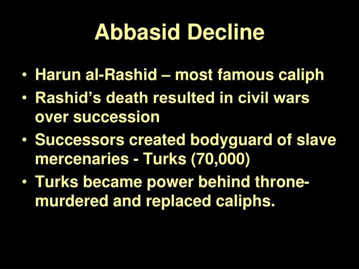 Abbasid Decline