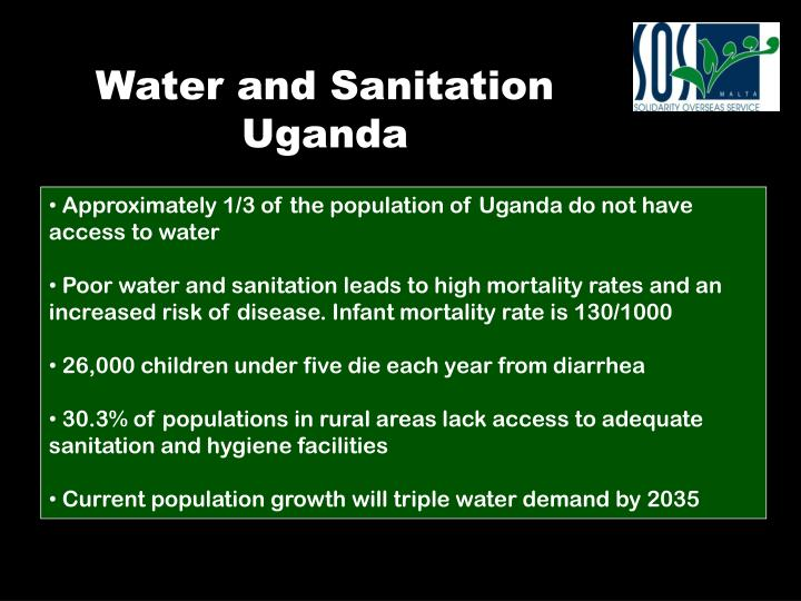 Water and Sanitation Uganda
