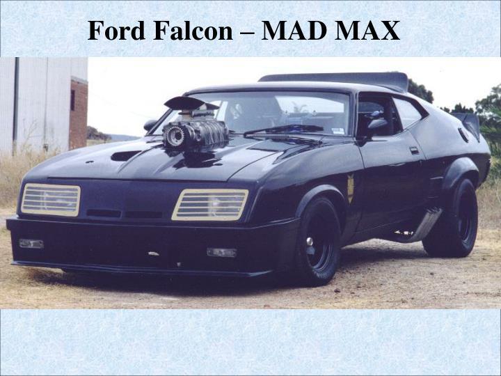 Ford Falcon – MAD MAX