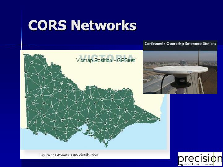CORS Networks