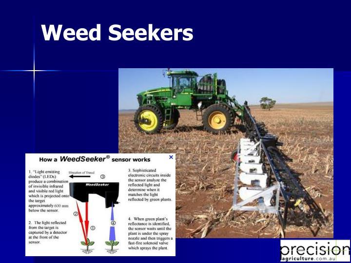 Weed Seekers