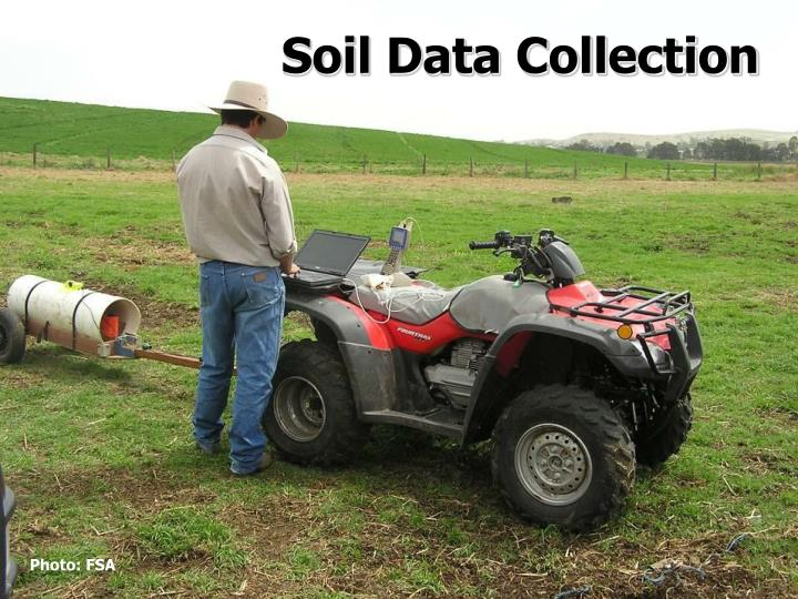 Soil Data Collection