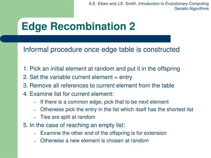 Edge Recombination 2