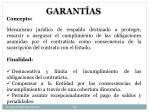 garant as