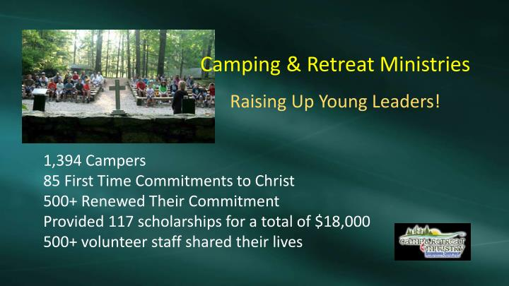 Camping & Retreat Ministries
