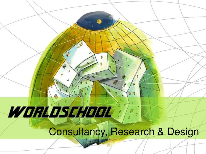 Consultancy, Research & Design