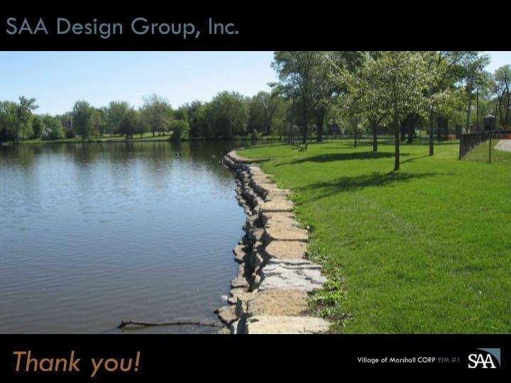 SAA Design Group, Inc.