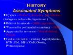 history associated symptoms1