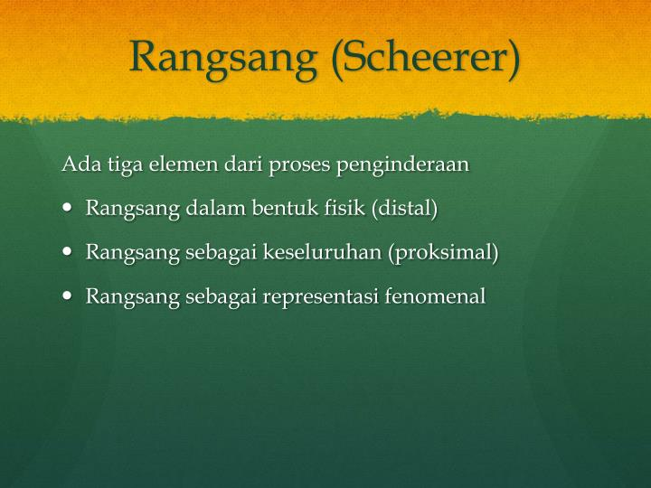 Rangsang