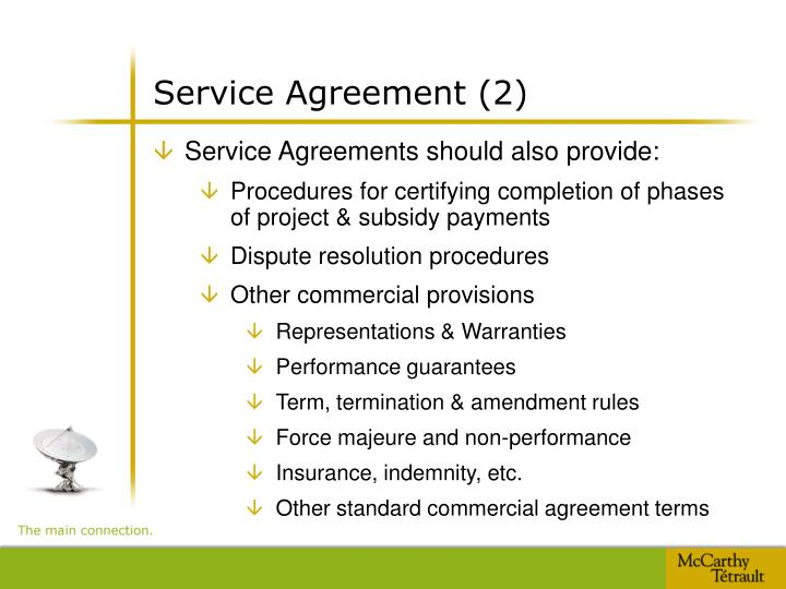 Service Agreement (2)