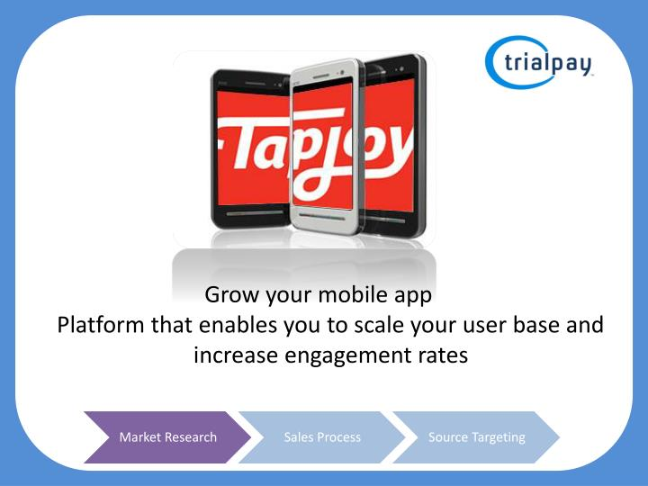 Grow your mobile app