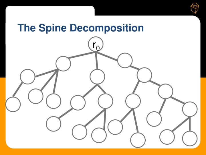 The Spine Decomposition