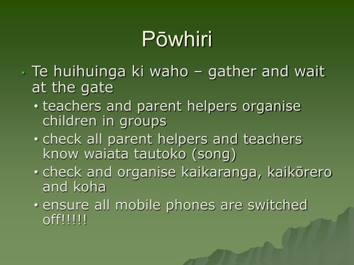 Pōwhiri