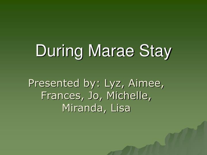 Presented by: Lyz, Aimee, Frances, Jo, Michelle, Miranda, Lisa