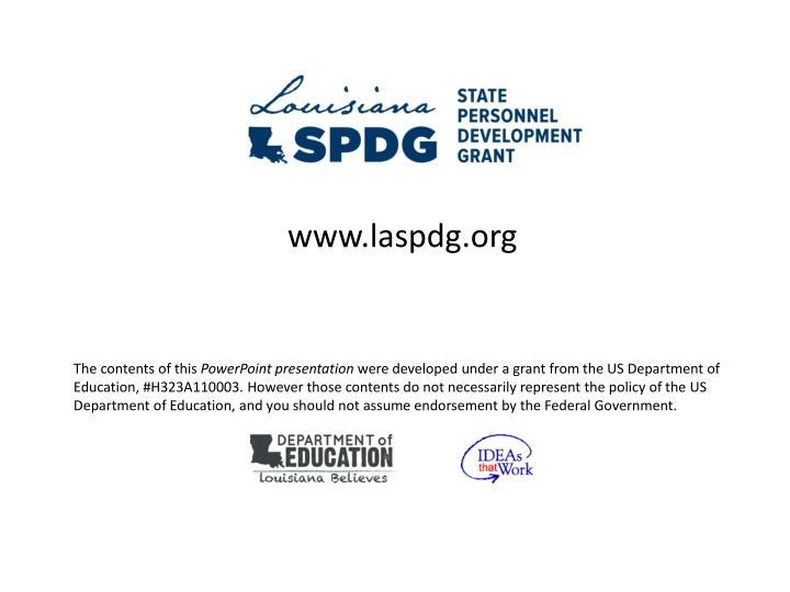 www.laspdg.org
