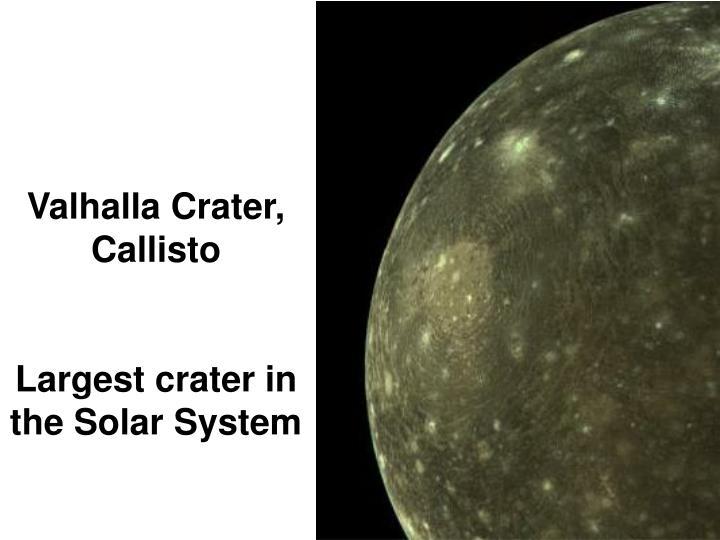 Valhalla Crater,