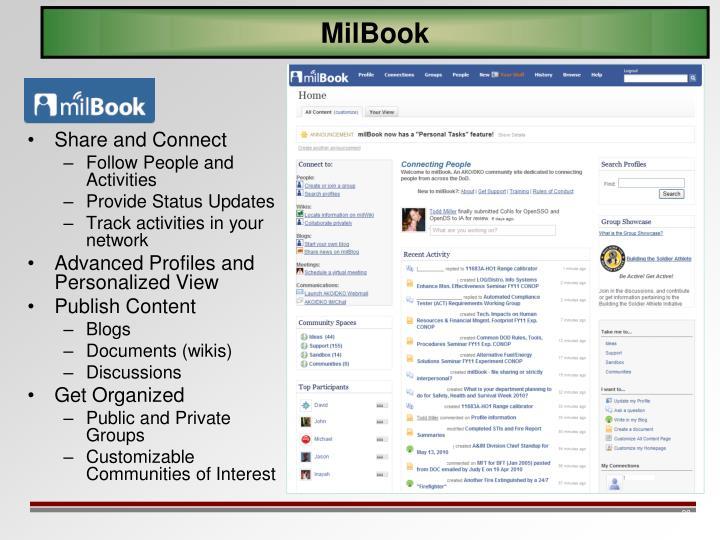 MilBook