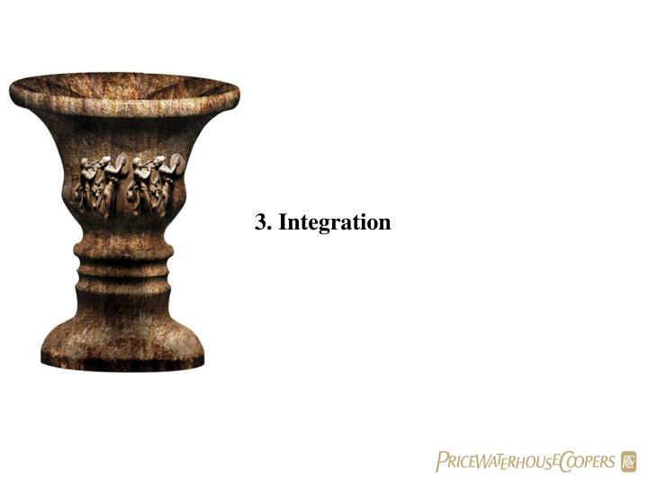 3. Integration