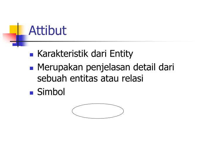 Attibut
