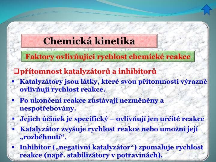 Chemická kinetika
