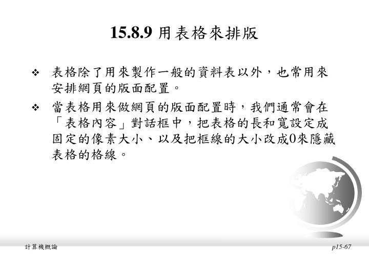 15.8.9
