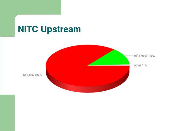 NITC Upstream