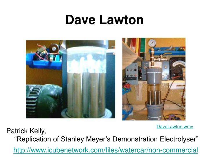 Dave Lawton