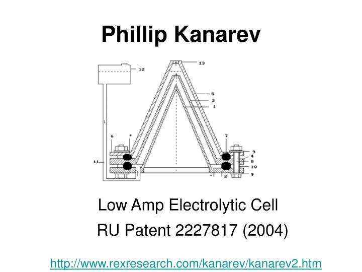 Phillip Kanarev