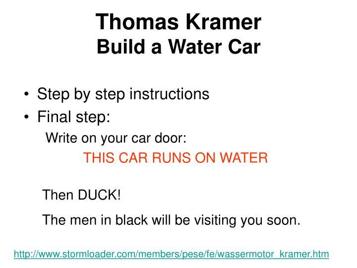 Thomas Kramer