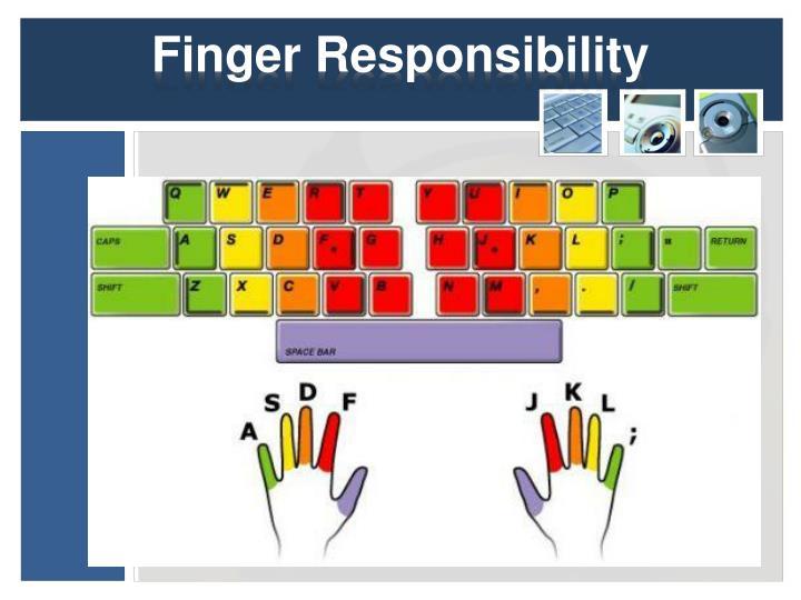 Finger Responsibility