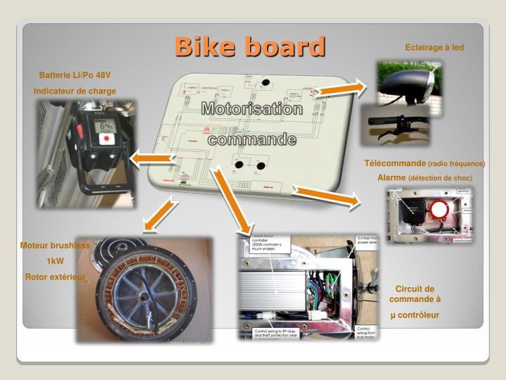 Bike board